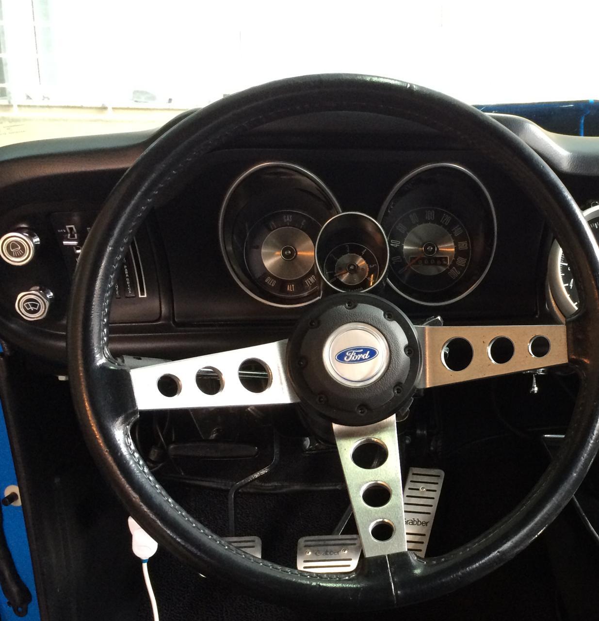 Painel De Instrumentos Ford Maverick Performance V8